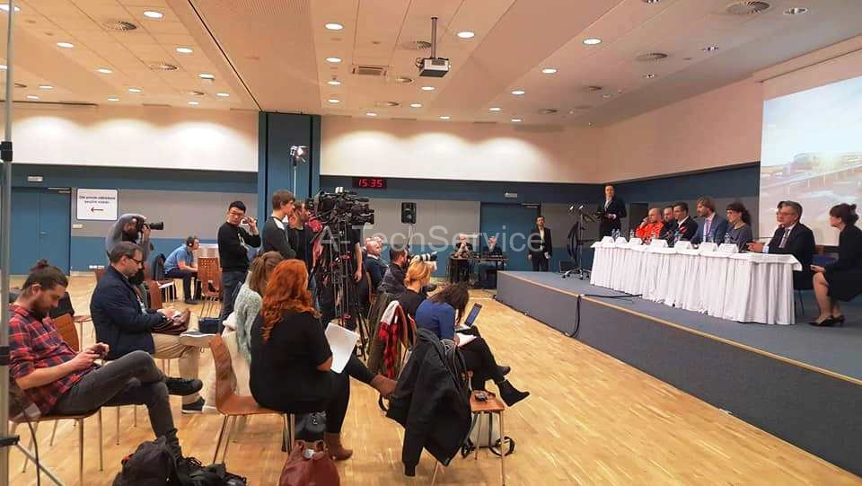 A-TechService-tiskova-konference-AV-technika-letiste-Praha-covid-19