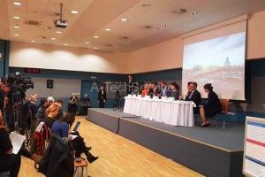 A-TechService, Tisková konference Covid-19