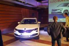 Vyhlášení auta roku 2018 s tiskovou konferencí