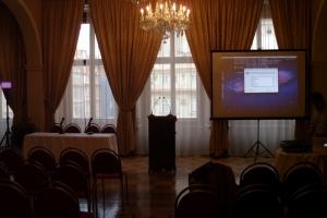 Malostranská beseda - Ozvučení, tlumočení, projekce